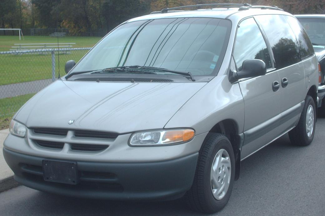 1996 dodge caravan information and photos zombiedrive. Black Bedroom Furniture Sets. Home Design Ideas