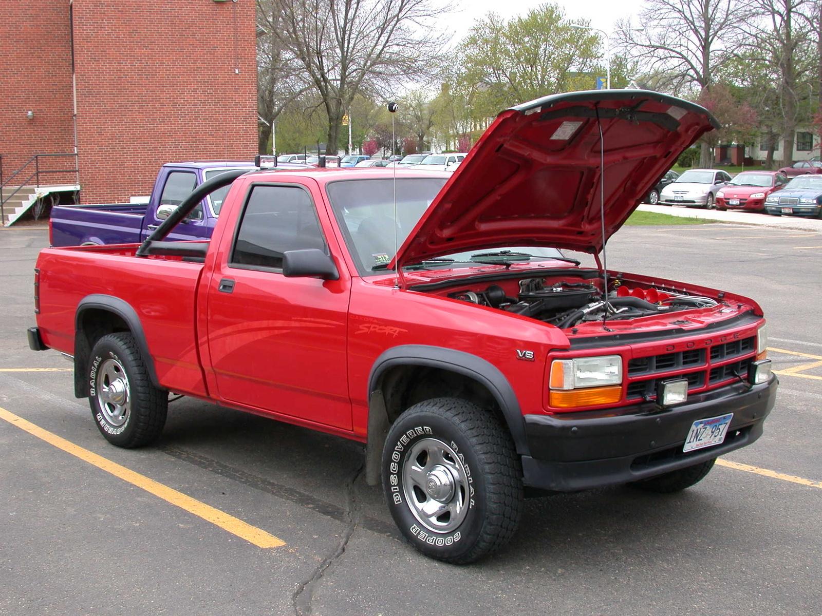 1996 Dodge Dakota Image 8