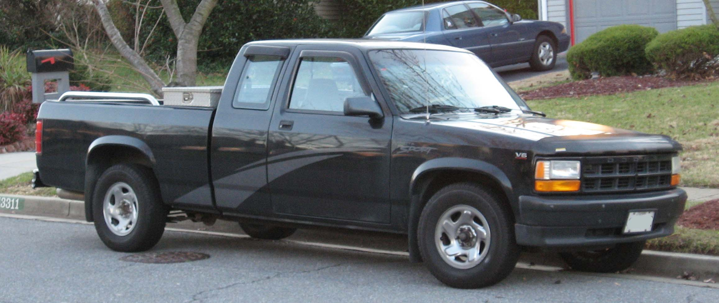 Dodge Dakota #14