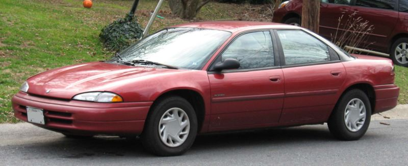 Dodge Intrepid #1