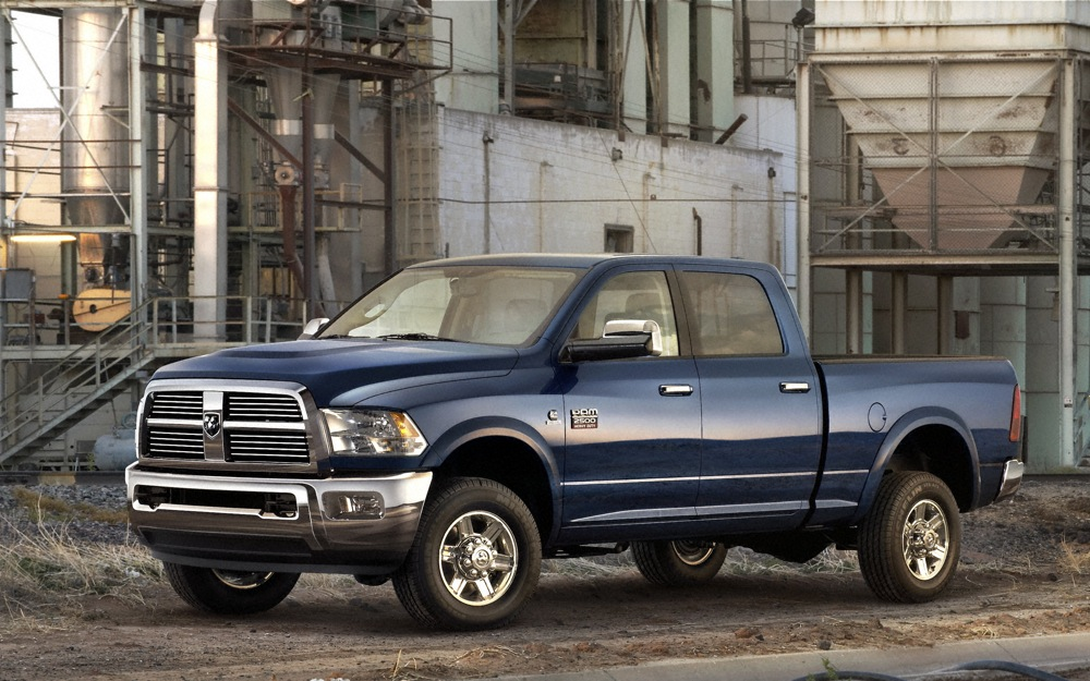 1996 Dodge Ram Pickup 2500 - Information and photos - Zomb Drive