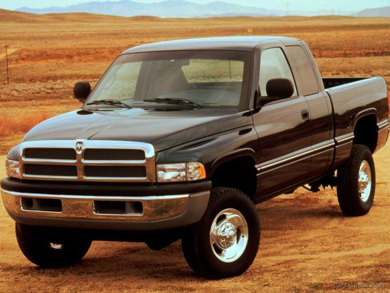 1996 Dodge Ram Pickup 3500 Information And Photos Zombiedrive
