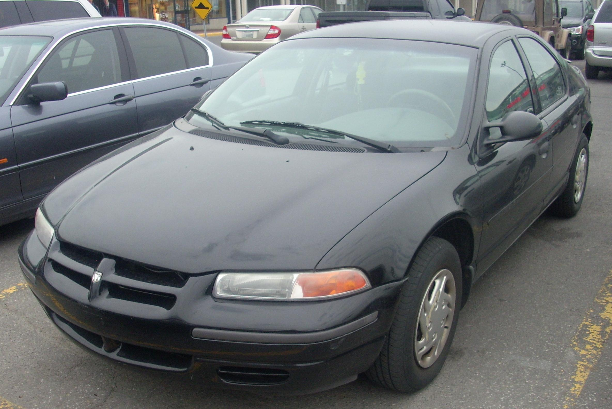 dodge stratus 4. Cars Review. Best American Auto & Cars Review