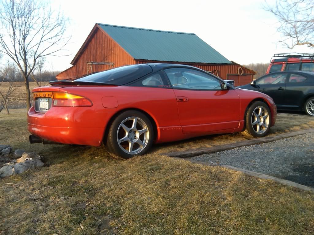 Eagle Talon #13
