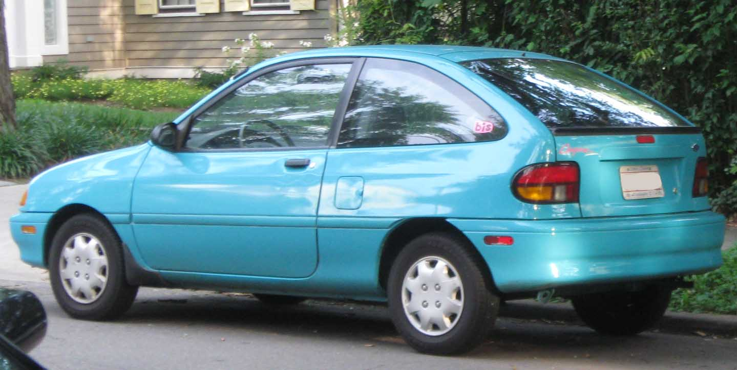 Ford Aspire #12