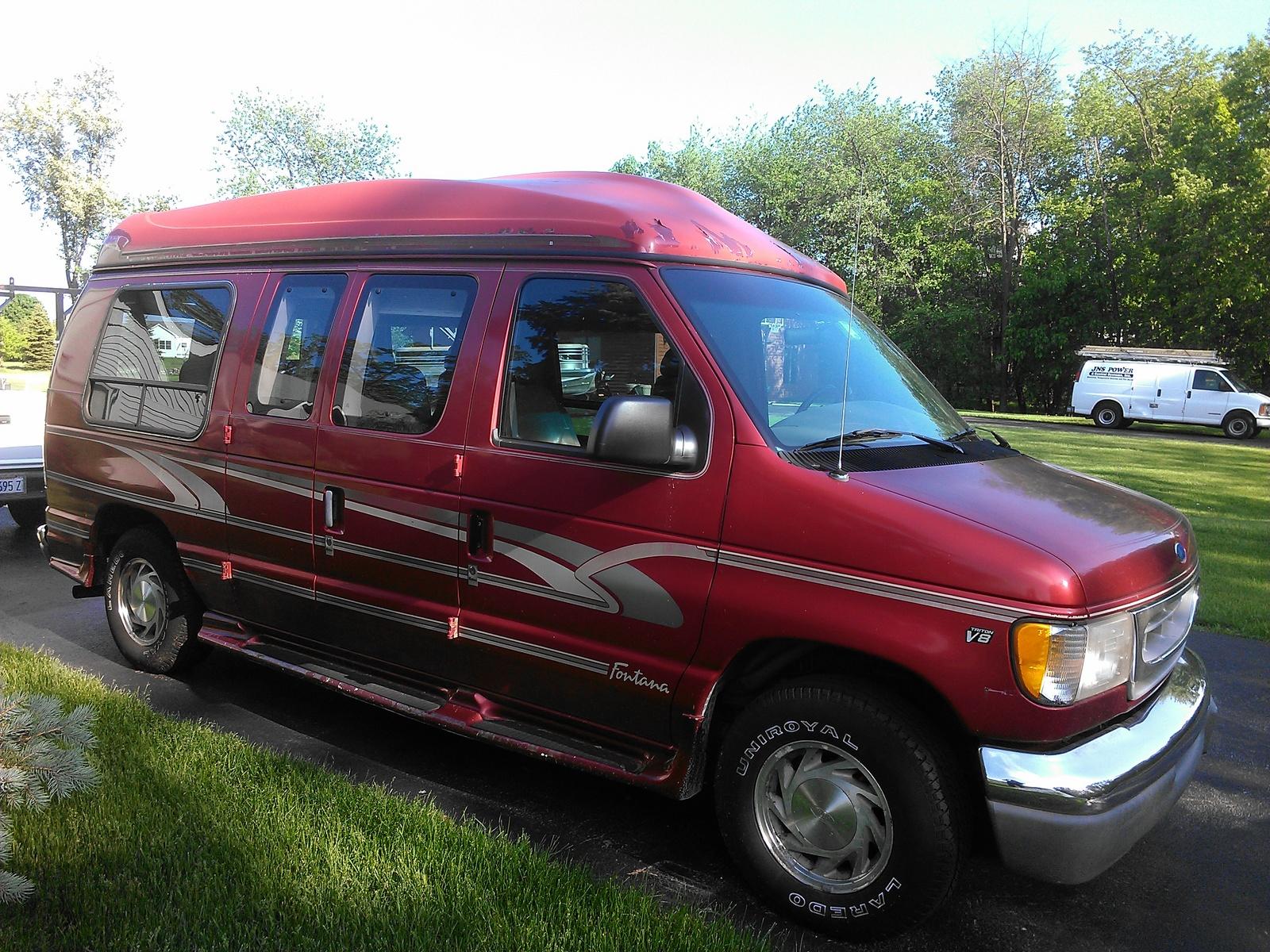 1996 Ford E150 Club Wagon Insurance Estimate