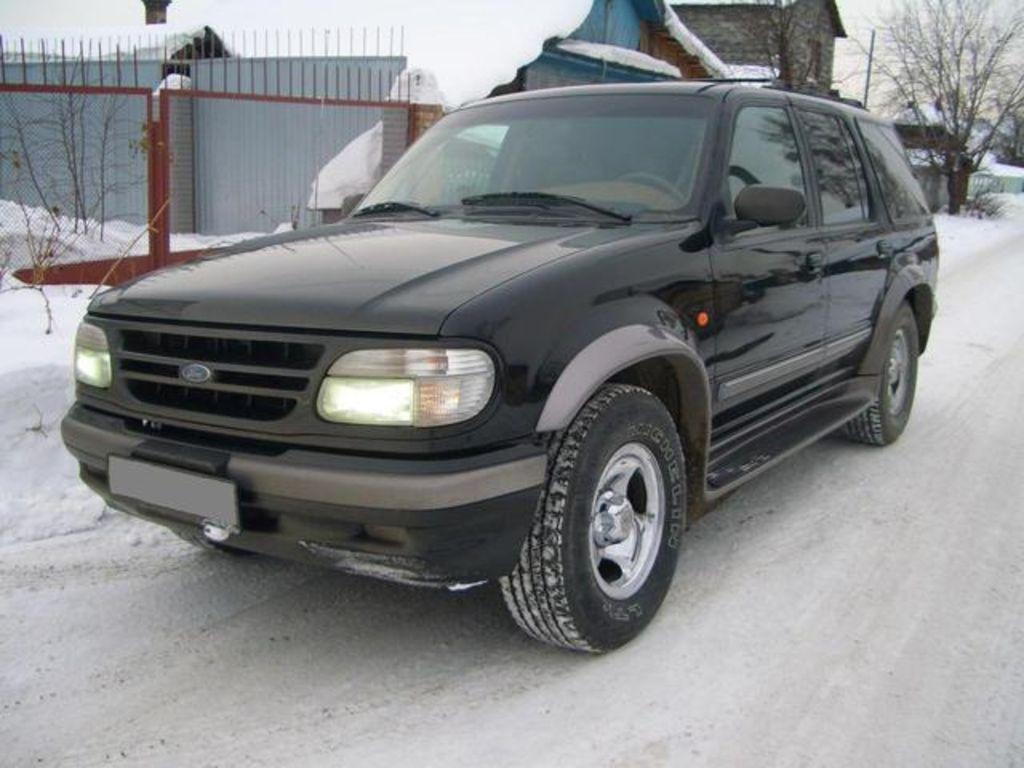 1996 Ford Explorer Image 4