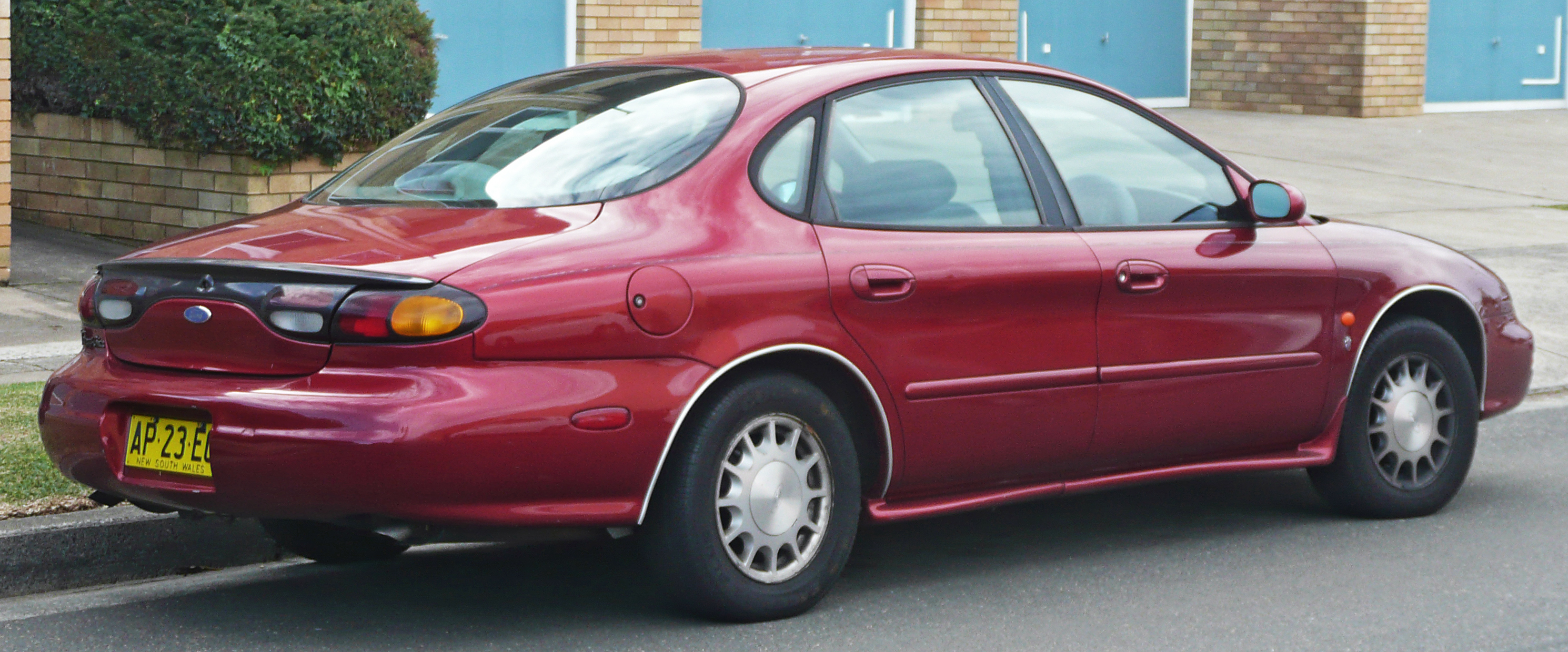 1990 Ford Taurus >> 1996 Ford Taurus - Information and photos - ZombieDrive