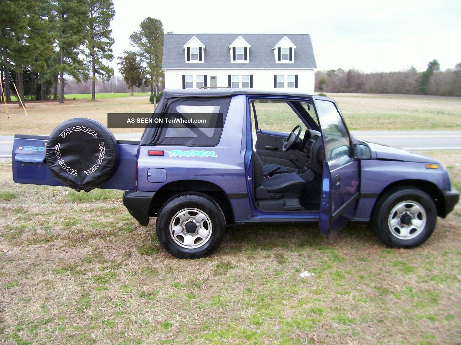 1996 geo tracker information and photos zombiedrive. Black Bedroom Furniture Sets. Home Design Ideas