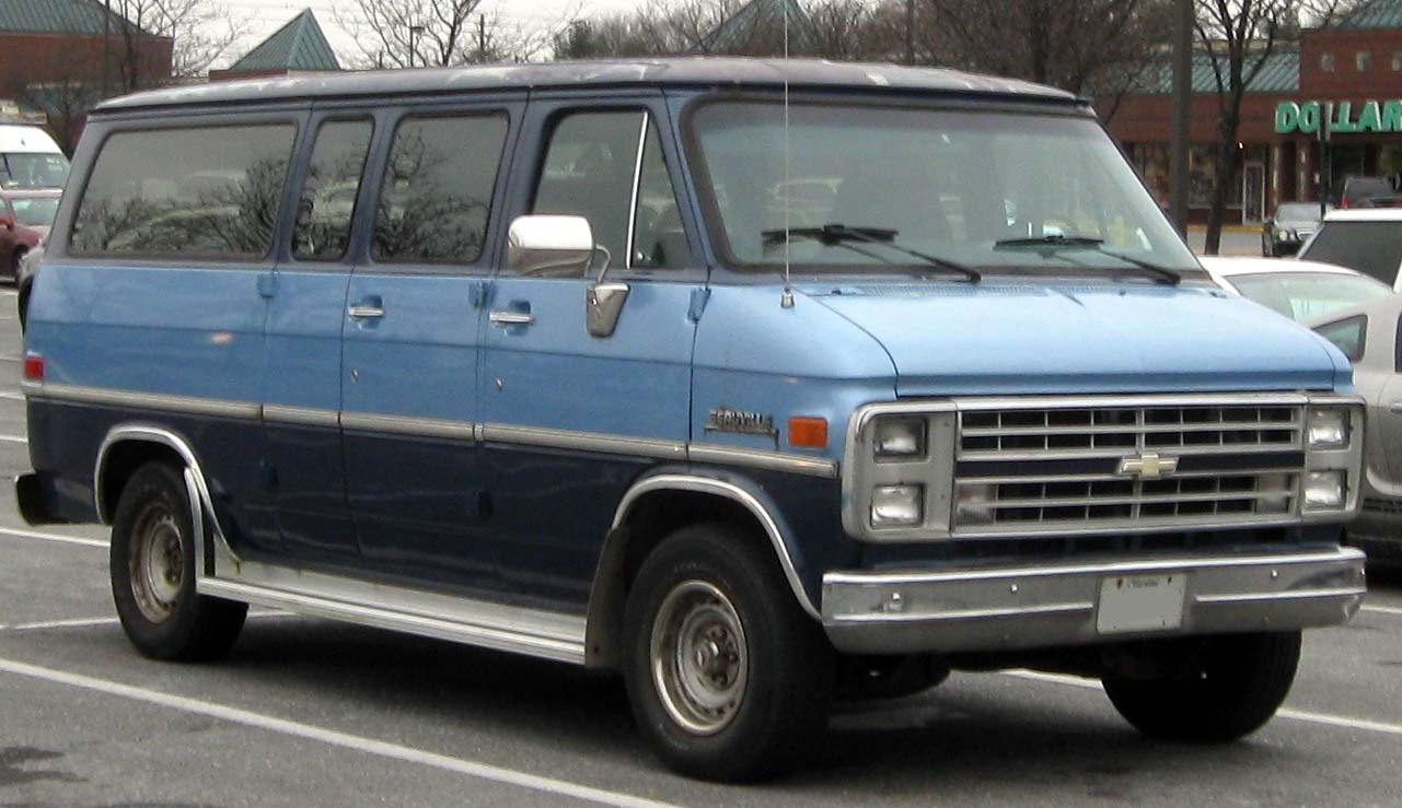 GMC Rally Wagon #3