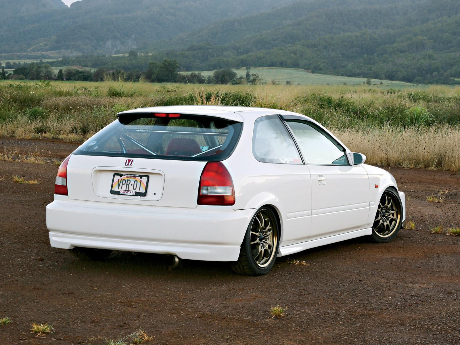 1996 Honda Civic Image 13