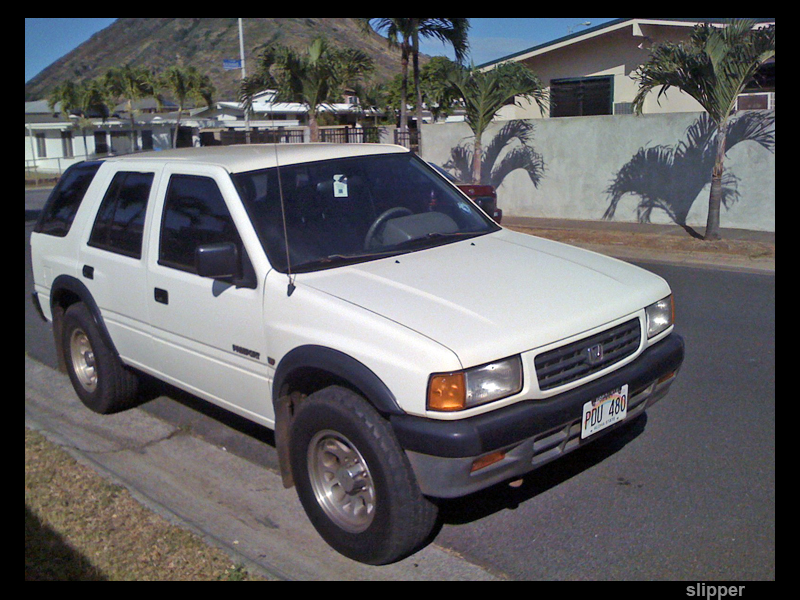 1996 Honda Passport #7