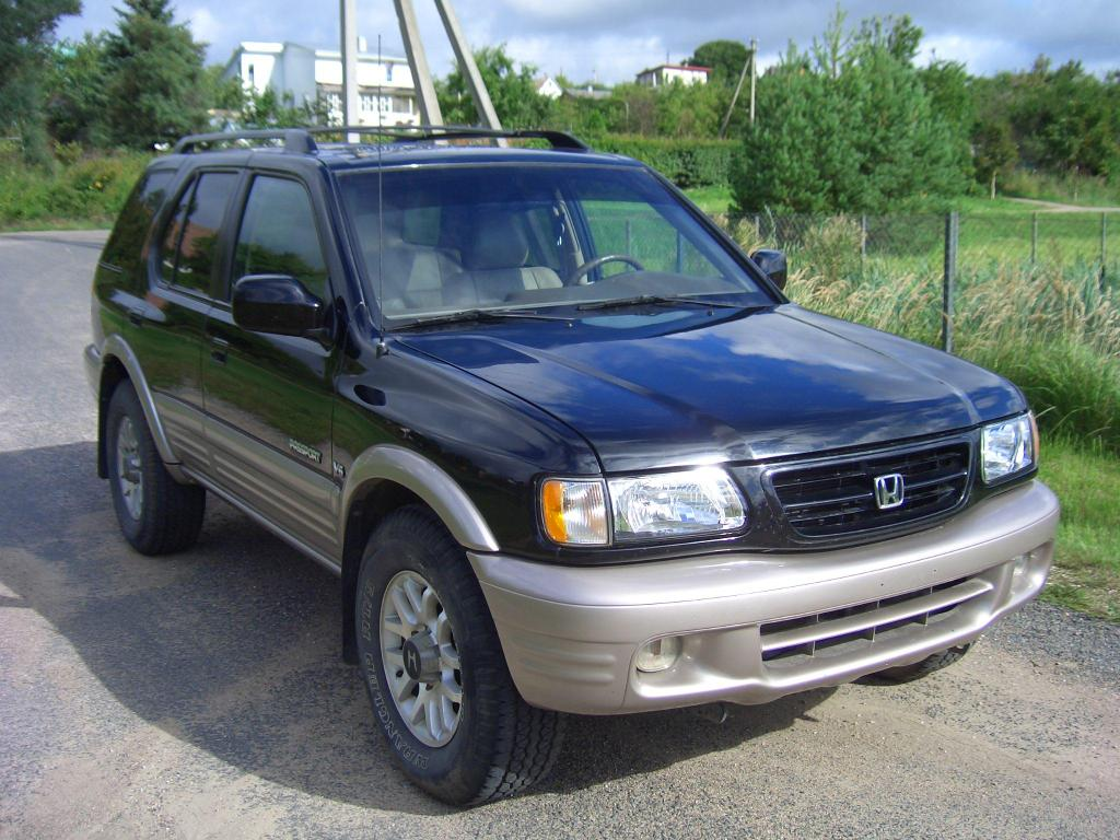 1996 Honda Passport #5