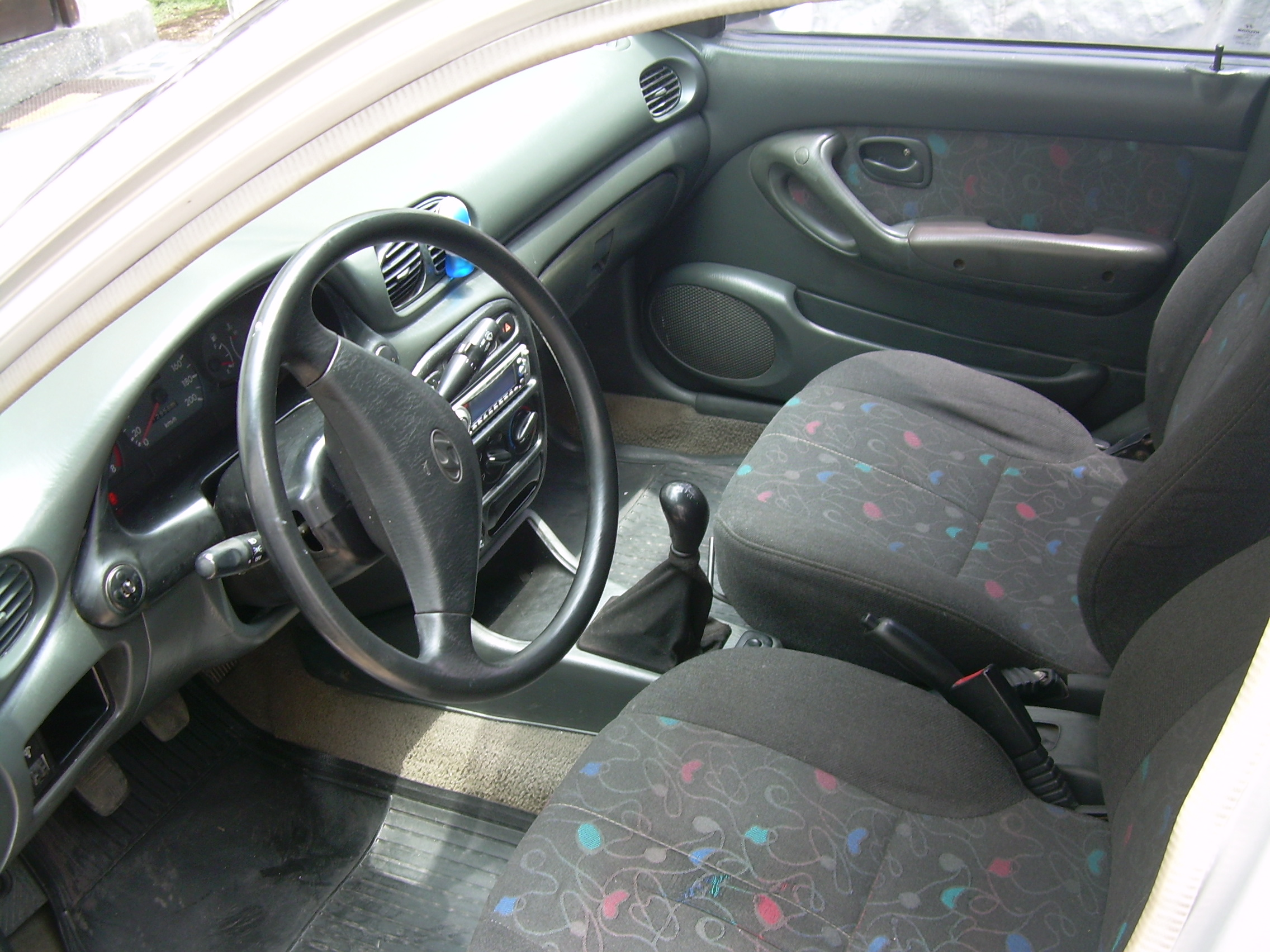 1996 Hyundai Accent Information And Photos Zombiedrive