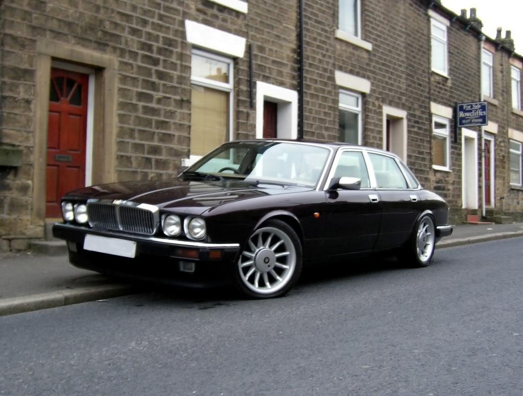 1996 Jaguar XJ-Series #7 Jaguar XJ-Series #7