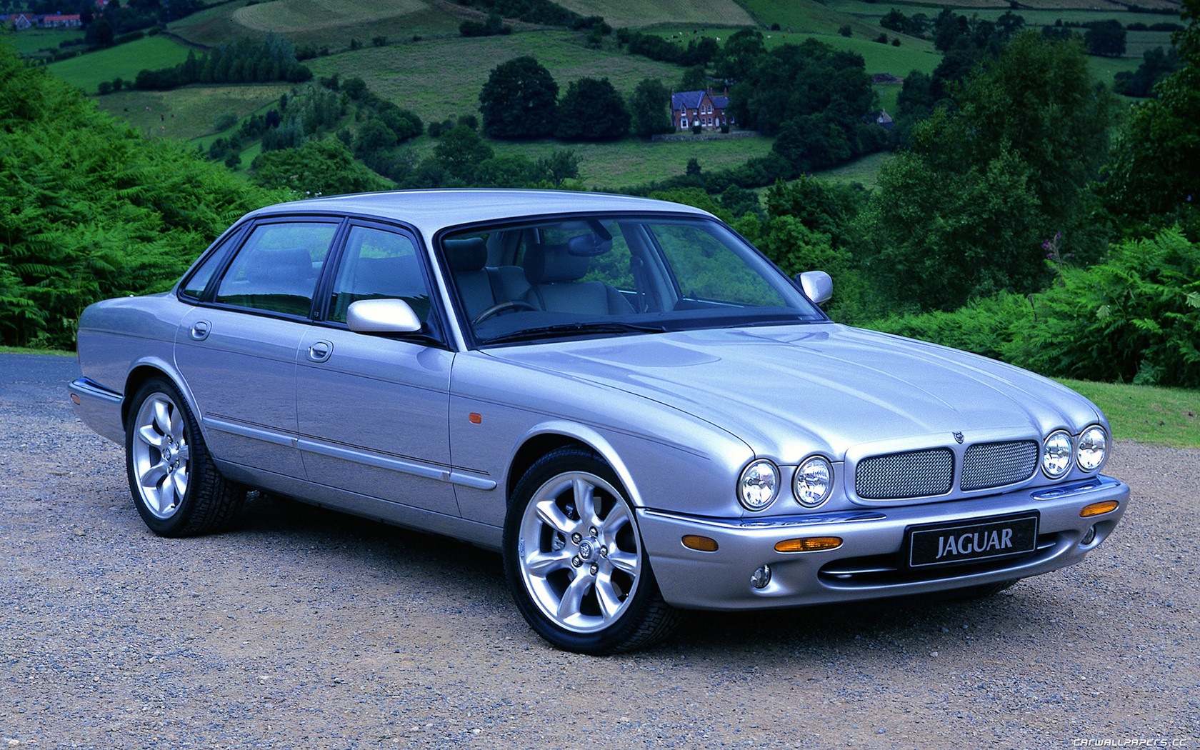 1996 jaguar xjr information and photos zombiedrive. Black Bedroom Furniture Sets. Home Design Ideas