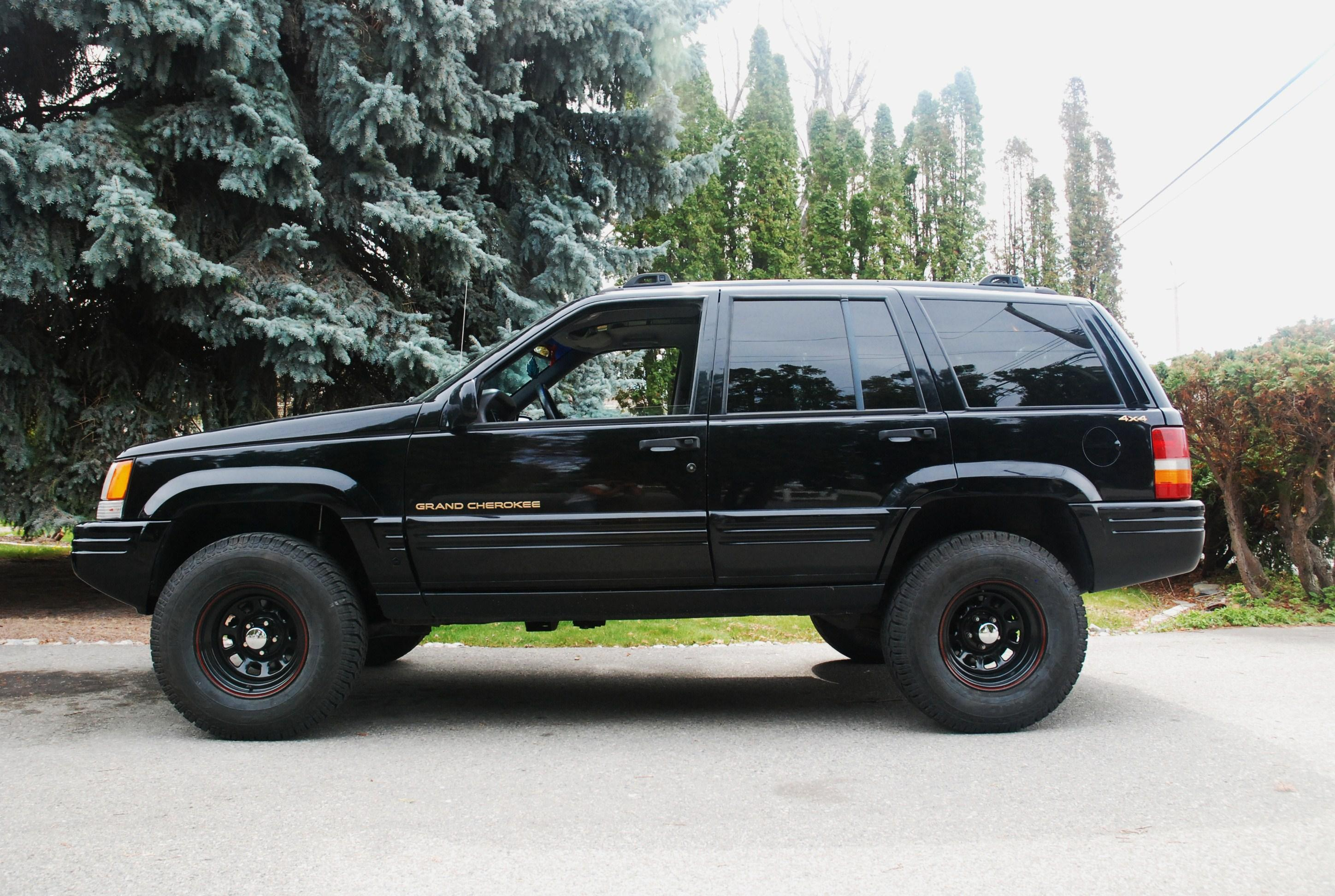 Superior 1996 Jeep Grand Cherokee #3 Jeep Grand Cherokee #3