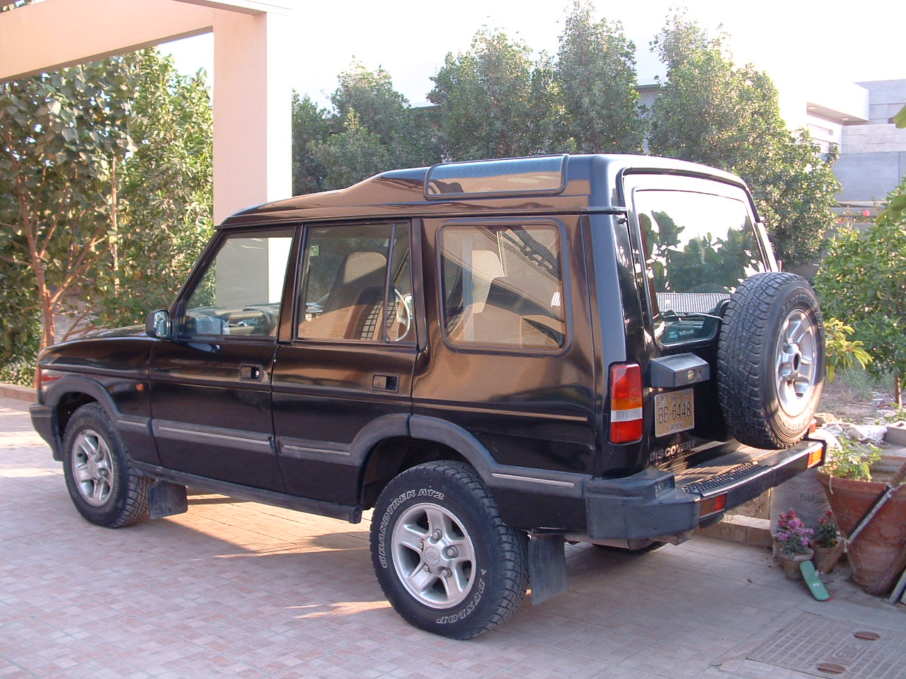 Land Rover Discovery #8
