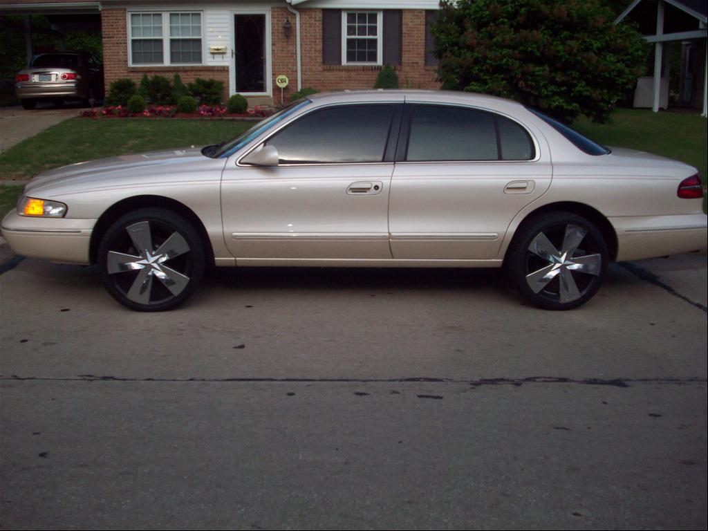 1996 LINCOLN CONTINENTAL - Image #7