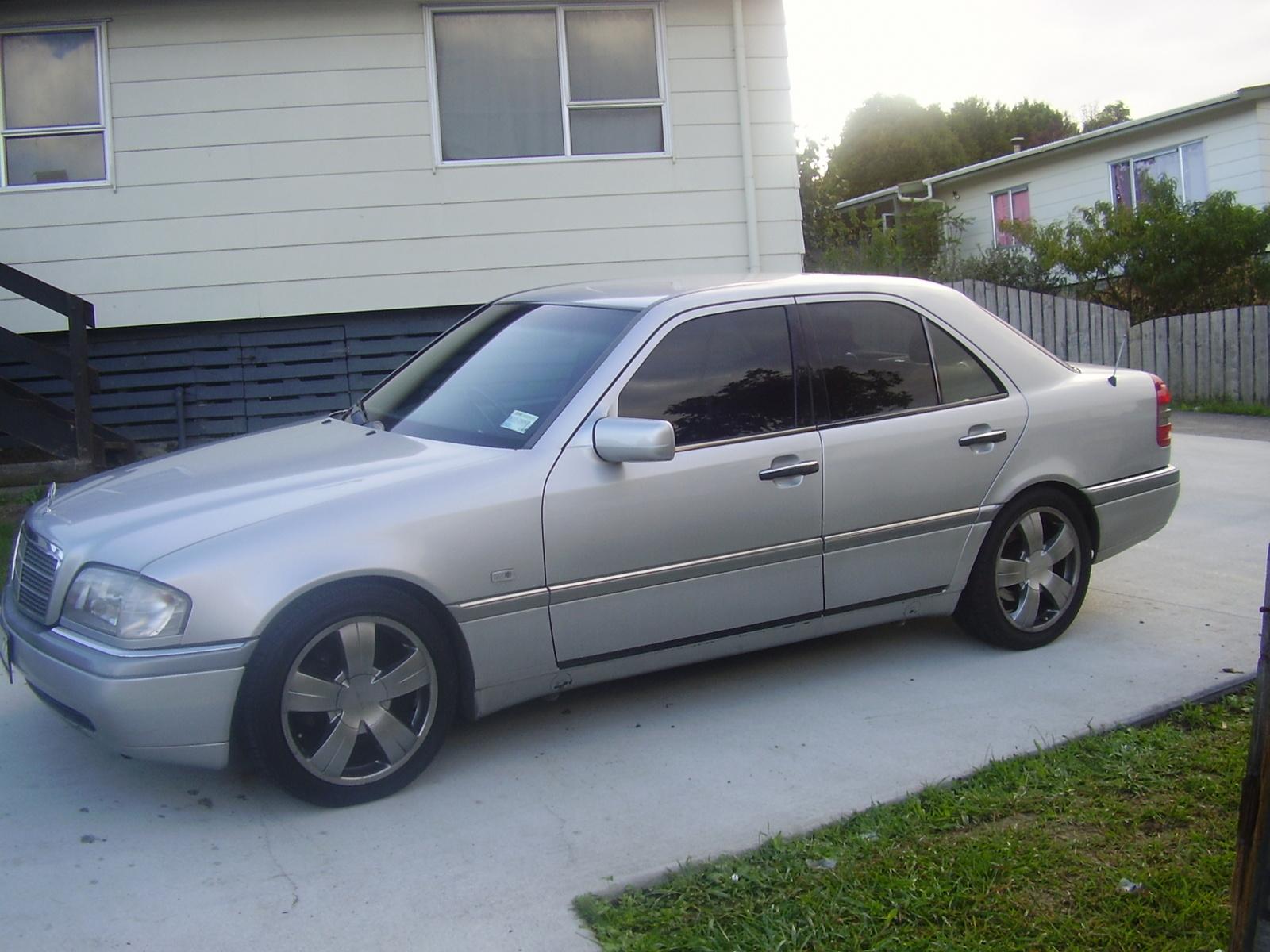 1996 mercedes benz c class image 13