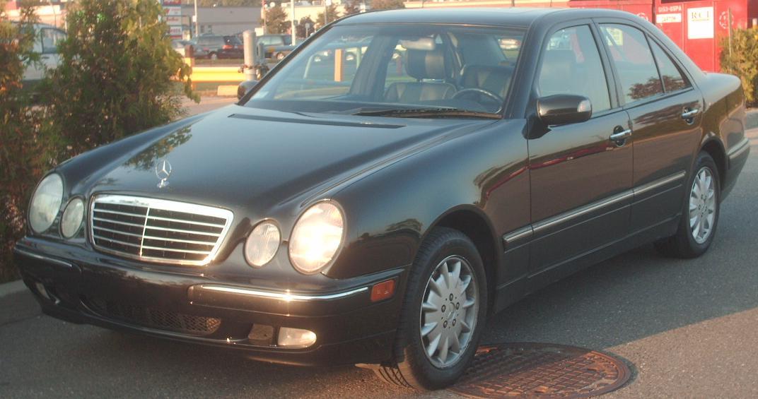 1996 Mercedes Benz E Class Information And Photos