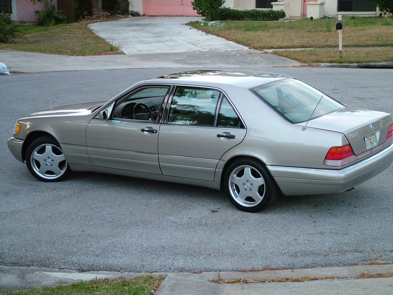 1996 mercedes benz s class information and photos zombiedrive 1996 mercedes benz s class 10 mercedes benz s class 10 fandeluxe Choice Image