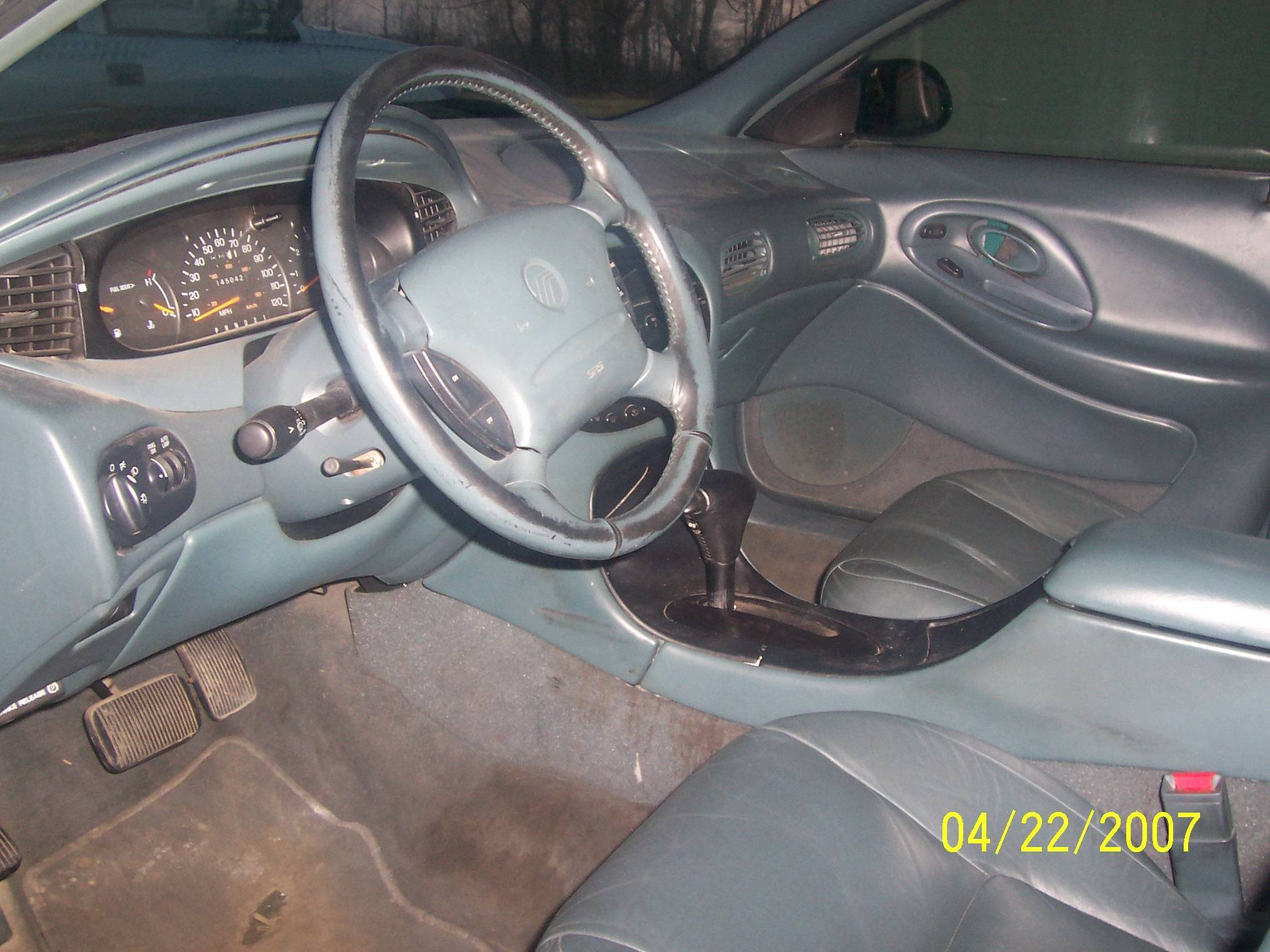 Mercury Sable #9