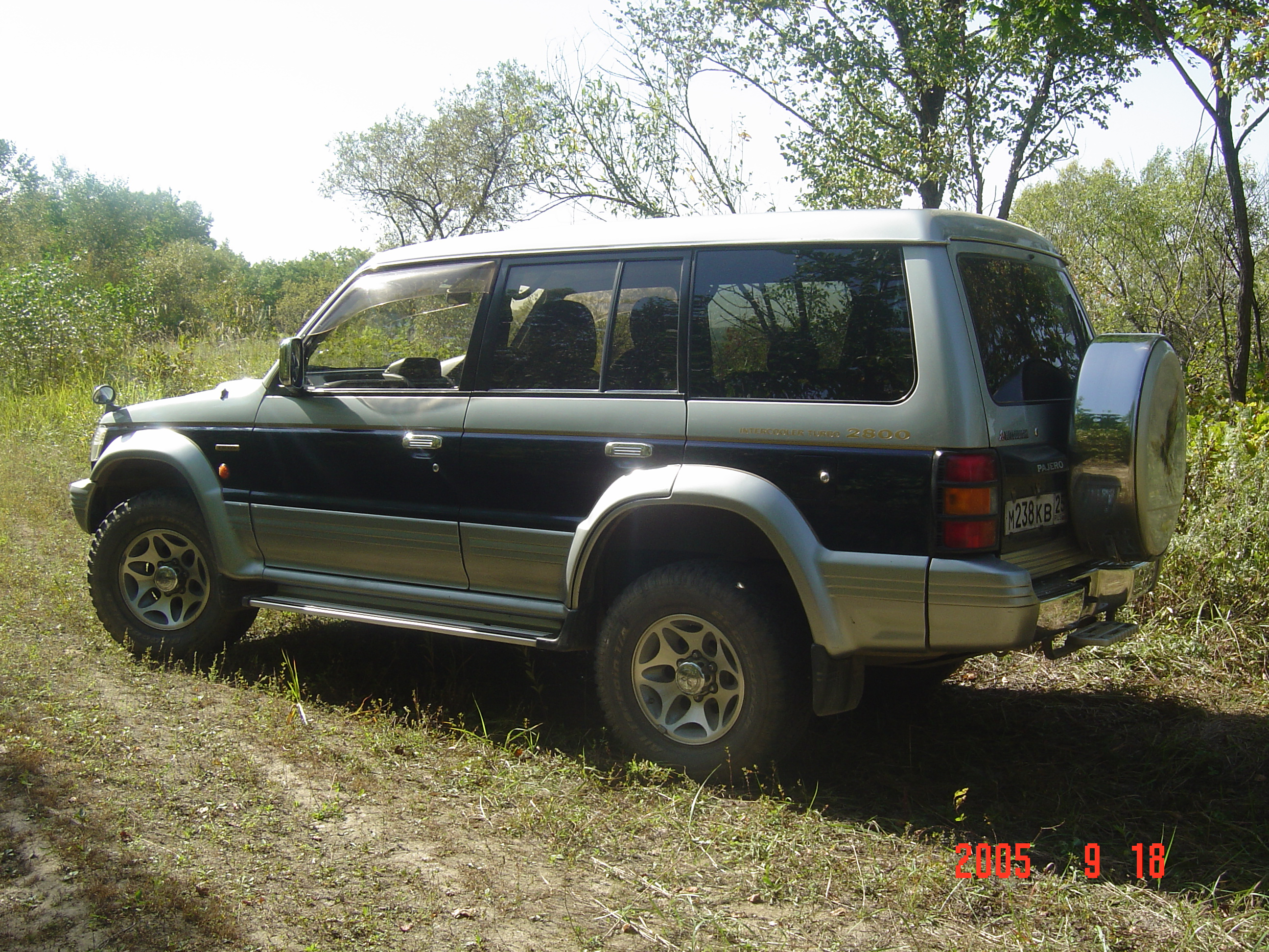 1996 Mitsubishi Montero Image 11 HD Wallpapers Download free images and photos [musssic.tk]