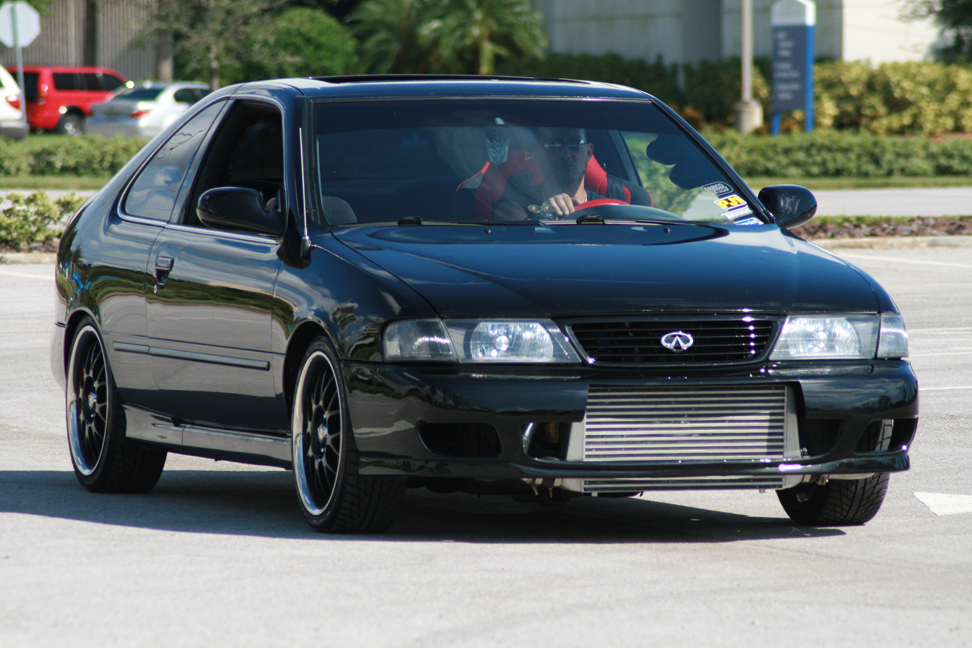 1996 nissan 200sx information and photos zombiedrive. Black Bedroom Furniture Sets. Home Design Ideas