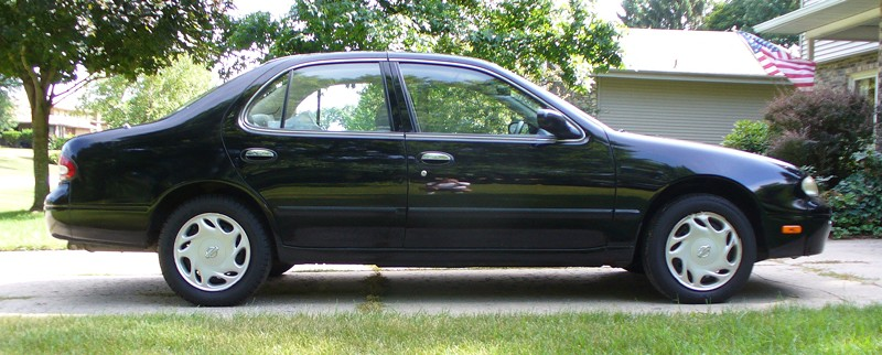 1996 Nissan Altima - Information and photos - ZombieDrive