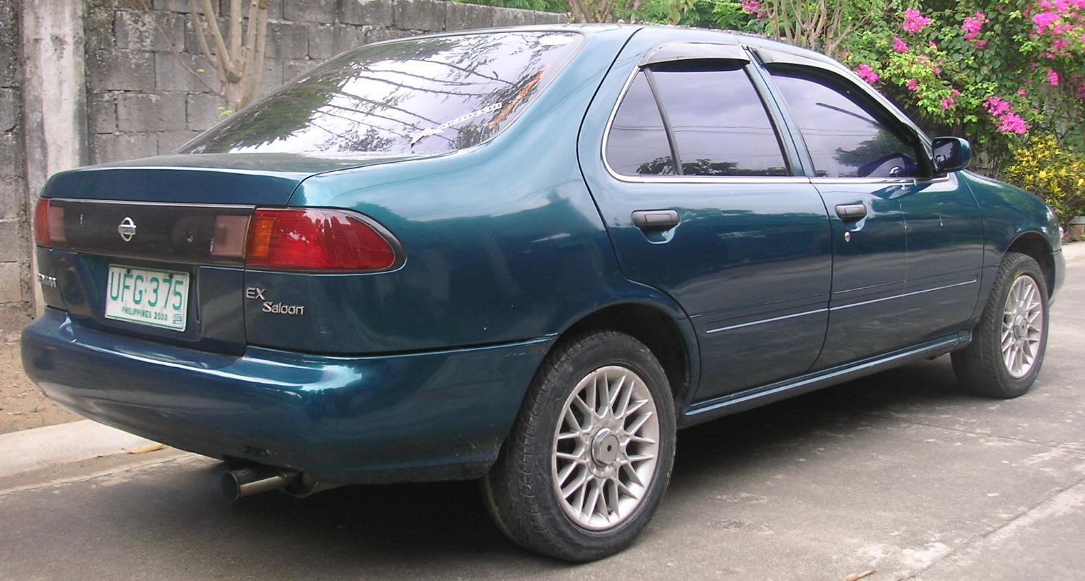 1996 Nissan Sentra - Partsopen