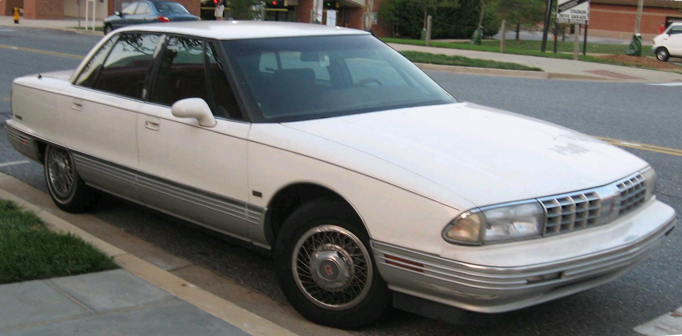 oldsmobile ninety eight 8