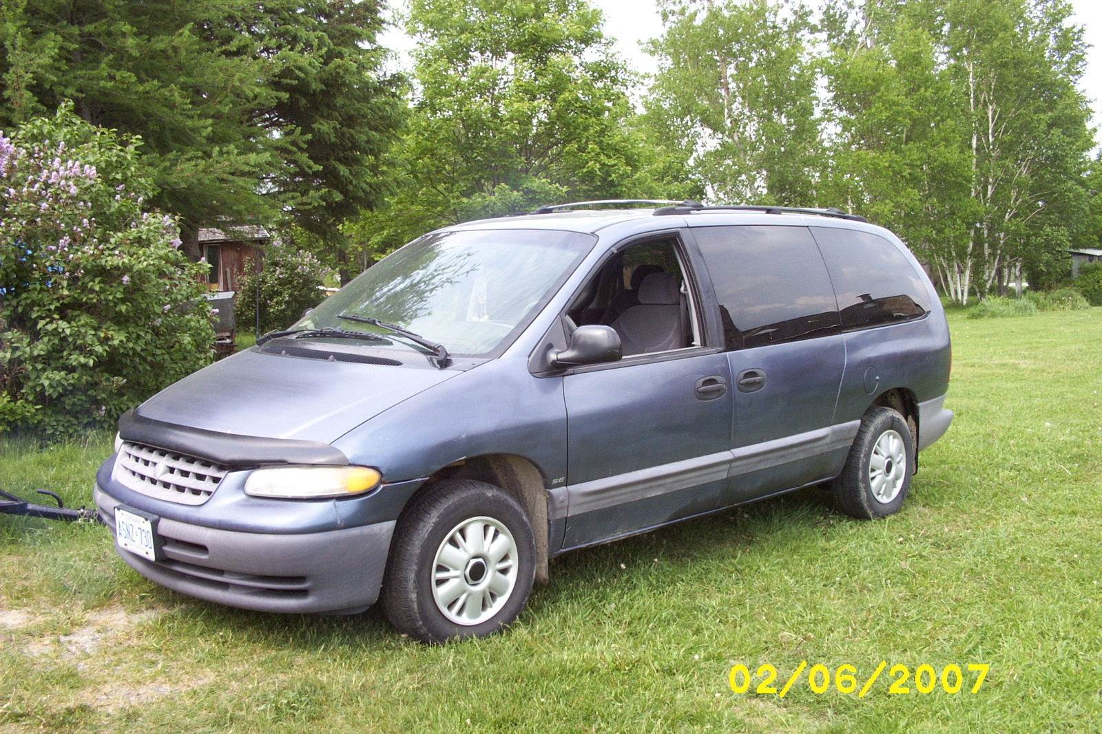 Plymouth Grand Voyager #8