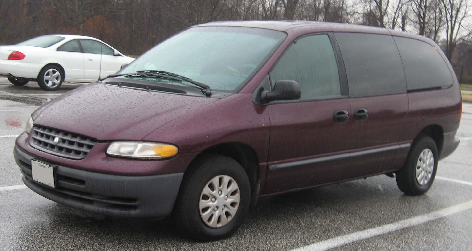 Plymouth Voyager #10