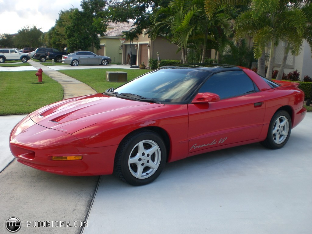 1996 pontiac firebird information and photos zombiedrive. Black Bedroom Furniture Sets. Home Design Ideas