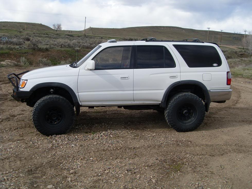 1996 toyota 4runner information and photos zombiedrive. Black Bedroom Furniture Sets. Home Design Ideas