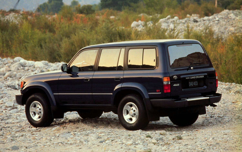 Toyota 1996 toyota land cruiser 1996 toyota land cruiser image 5