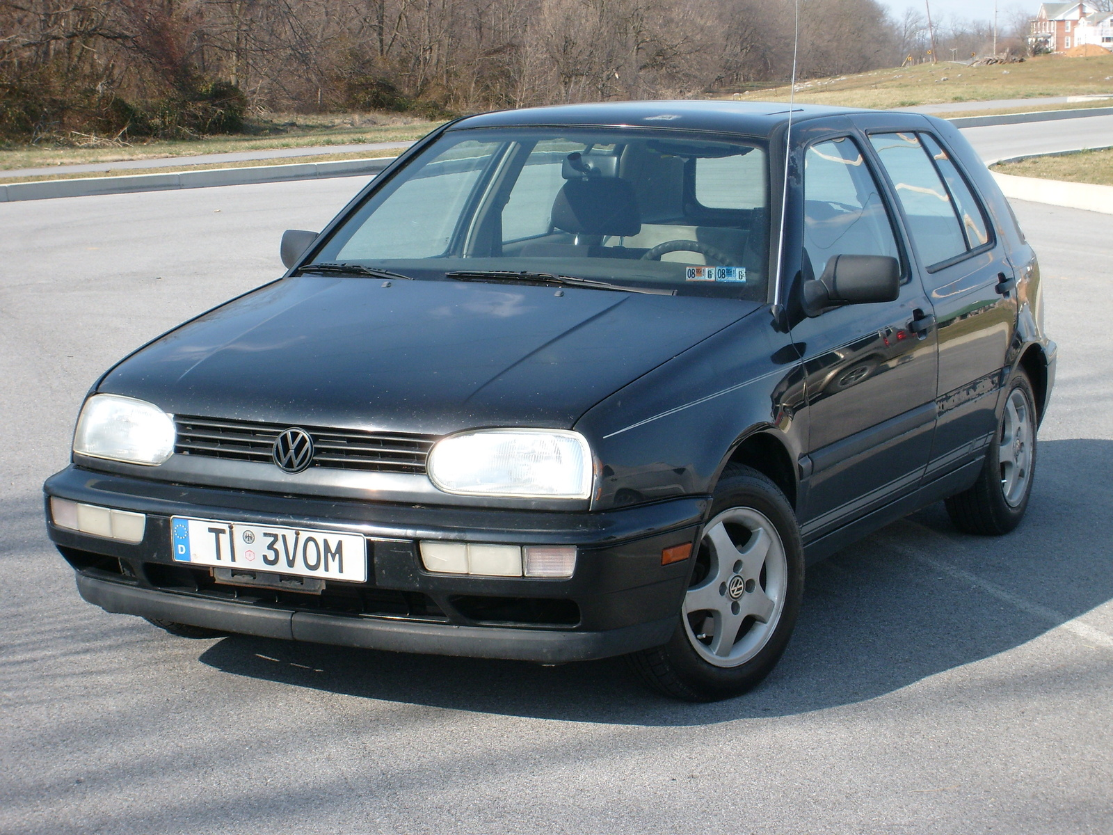 Volkswagen Golf #6