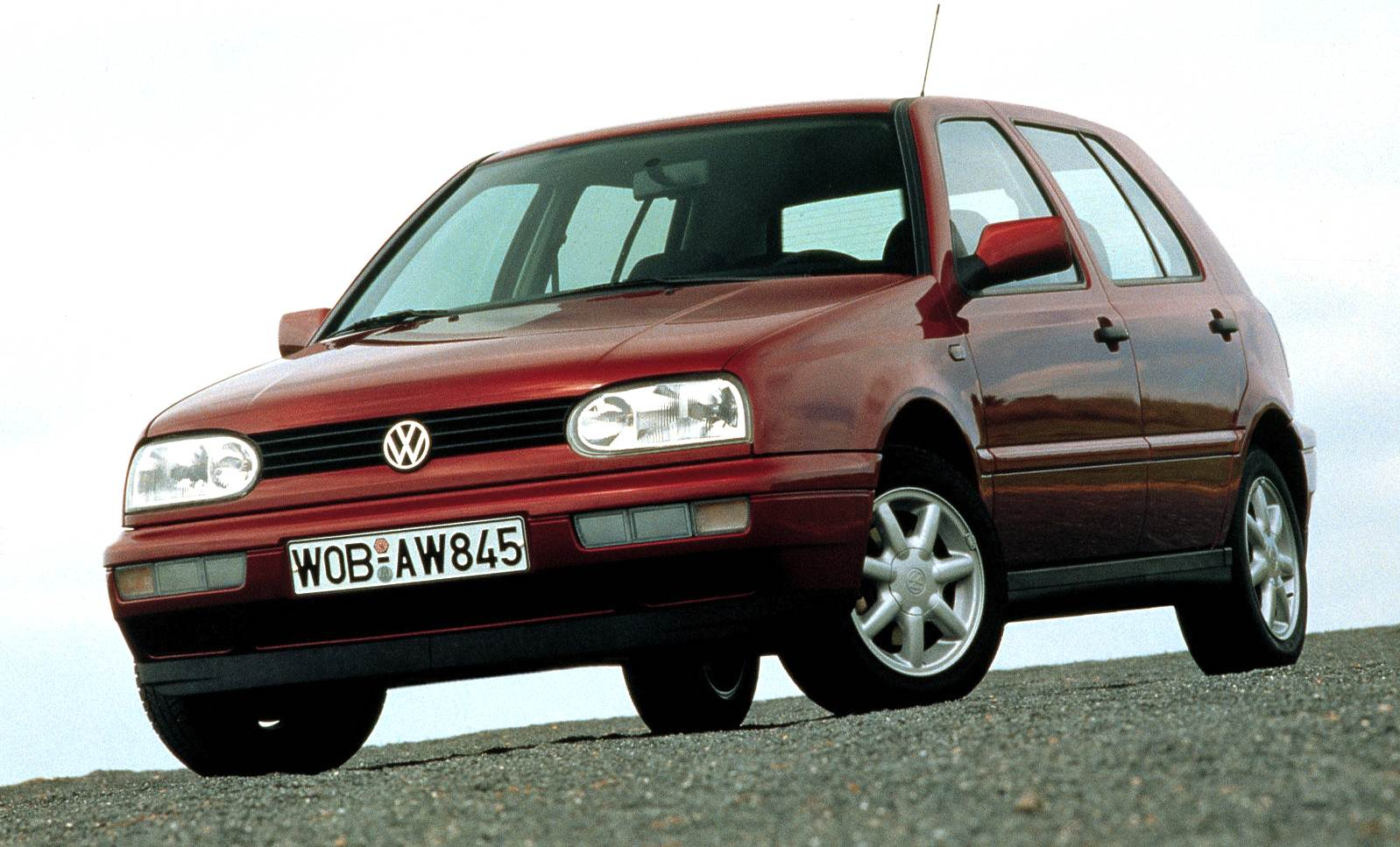 Volkswagen Golf #5