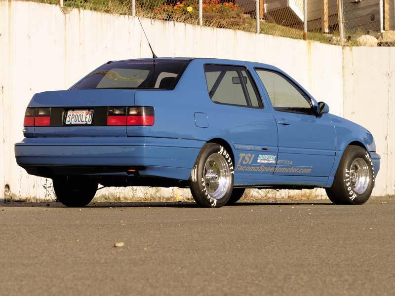 1996 Volkswagen Jetta Image 9