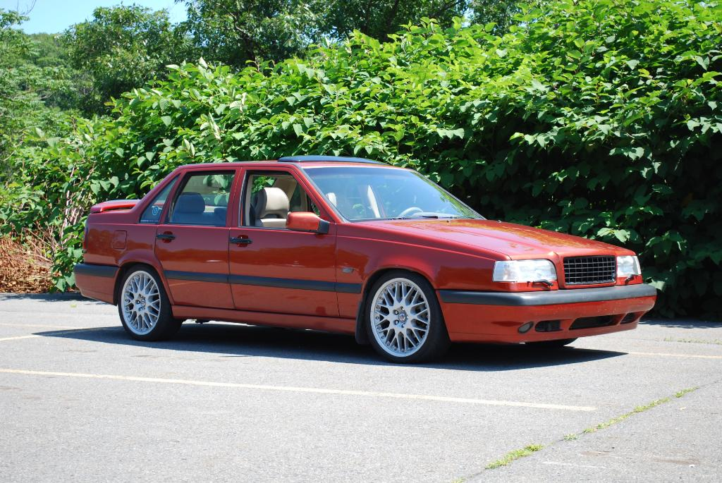 1996 Volvo 850 - Information and photos - ZombieDrive
