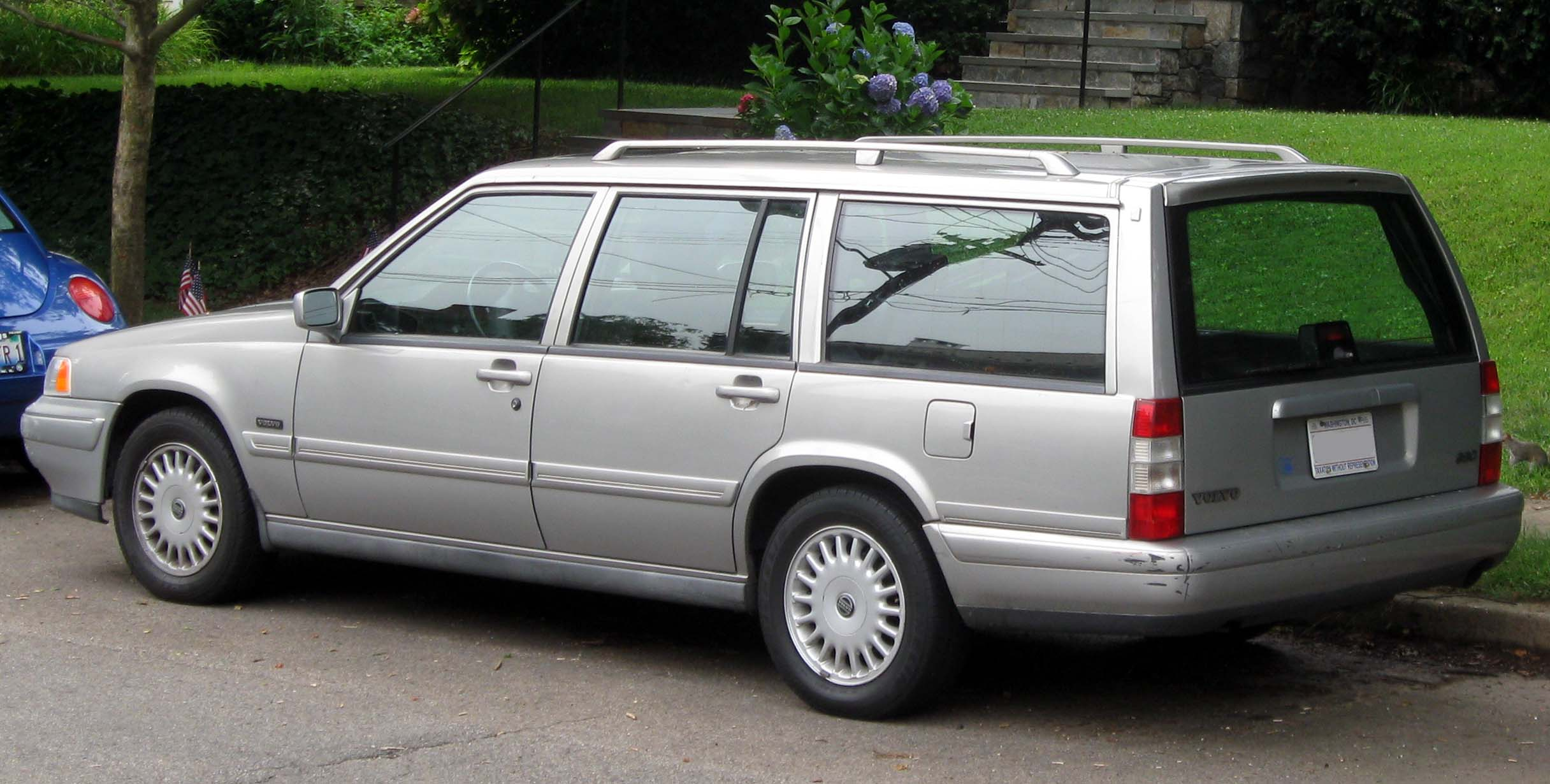 1996 Volvo 960 - Information and photos - ZombieDrive