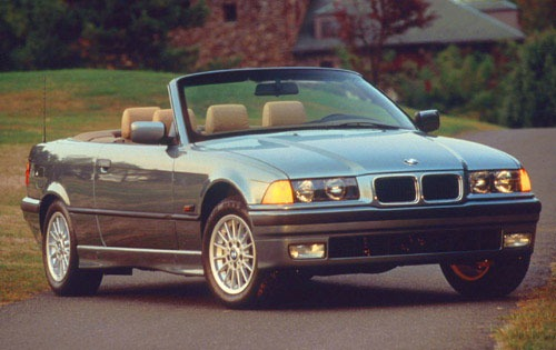 1996 BMW 3 Series 2 Dr 31 exterior #4