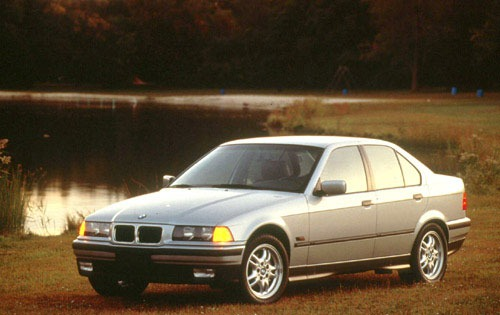 1996 BMW 3 Series 2 Dr 31 exterior #2