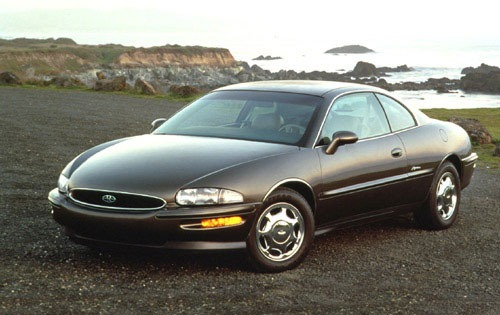 1996 Buick Riviera 2 Dr S exterior #1