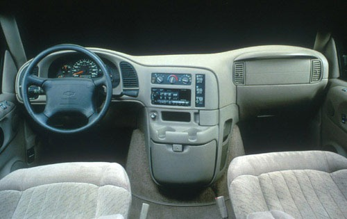 Manual Transmission >> 1996 CHEVROLET ASTRO CARGO - Image #2