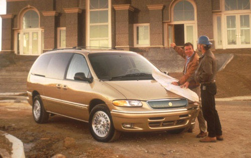 1996 Chrysler Town and Co exterior #6