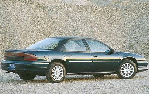 1996 Dodge Intrepid 4 dr