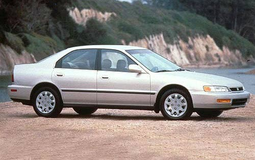 1996 honda accord lx review