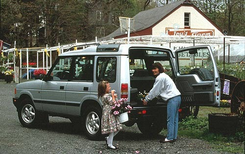 1996 Land Rover Discovery exterior #2